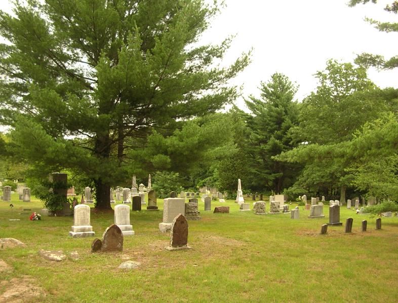 Warwick Rhode Island Historical Cemeteries